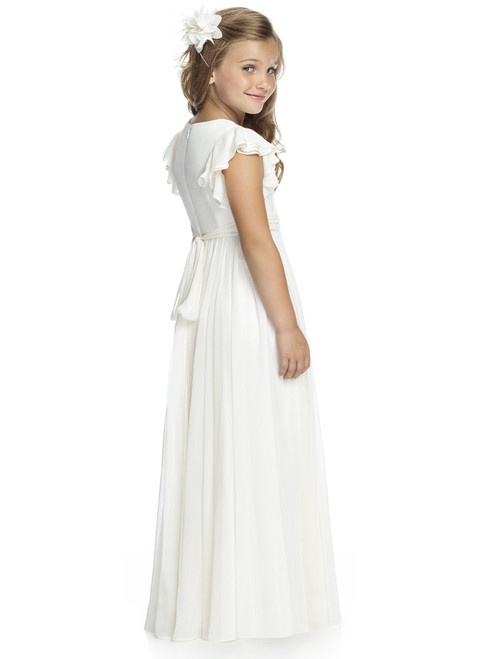 Shop 2016 New Dessy Flowergirl Dresses - Cute Dessy Flower Girl Dress FL4038