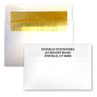 Additional Foil-Lined Envelopes