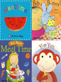 Infant Mealtime: Set of 4 (Board Book)