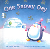 One Snowy Day (Padded Board Book)