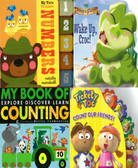 Fun With Numbers Set of 4 (Board Books)