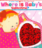 Where is Baby's Valentine?: Lift-a-Flap (Board Book)