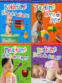 I Love Daily Routines: Bilingual Set of 4 (Board Book)