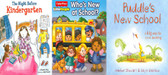 First Day of School: Set of 3 (Paperback)