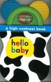 Hello Baby Shaker Teether (Board Book)
