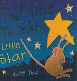 Twinkle, Twinkle, Little Star: Kate Toms (Big Paperback)
