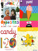 Look, Talk, Learn First Concepts Set of 4