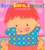 Toes, Ears, & Nose! (Lift a Flap Board Book)