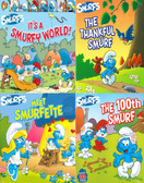The Smurfs Set of 4