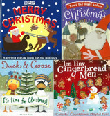 Time for Christmas: Set of 4