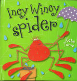 Incy Wincy Spider: Kate Toms (Hardcover)