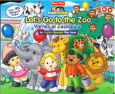 Let's Go To The Zoo!/Vamos al Zoologico: Lift-a-Flap (Board Book)