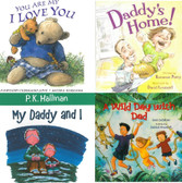 I Love My Daddy: Set of 4