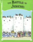 """The Battle of Jericho (Hardcover) 4"""" x 5"""""""