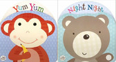 Little Learners: Set of 2 (Foam Books)