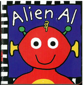 Alien Al (Mini Board Book)
