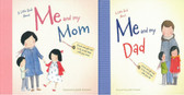 Memories with Mom and Dad: Set of 2 (Hardcover)