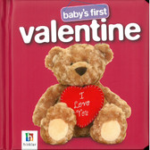 Baby's First Valentine (Padded Board Book)