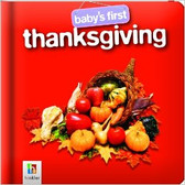 Baby's First Thanksgiving (Board Book)