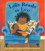 Lola Reads to Leo (Paperback)