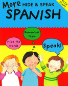 More Hide & Speak Spanish (Paperback)