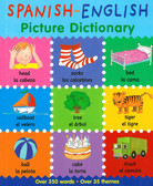 Spanish-English Picture Dictionary: First Bilingual Picture Dictionaries (Paperback)