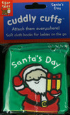 Santa's Day: Cuddly Cuff (Cloth Book)