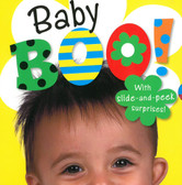 Baby BOO!: Slide-and-Peek (Board Book)