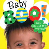 Baby BOO!: Slide-and-Peek (Board Book)