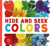 Colors: Hide and Seek (Big Paperback)