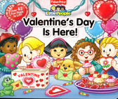 Valentine's Day Is Here!: Lift-a-Flap (Board Book)