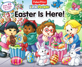 Easter Is Here!: Lift-a-Flap (Board Book)