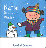 Katie Discovers Winter (Hardcover)
