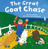 The Great Goat Chase (Paperback)