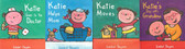 Adventures With Katie: Set of 4 (Hardcover)