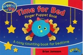 Time for Bed: Finger Puppet Book (Board Book)
