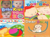 Baby's Board Books: Set of 4