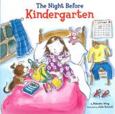 The Night Before Kindergarten (Hardcover)