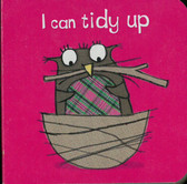 I Can Tidy Up (Chunky Board Book) 3 x 3 x .5 inches