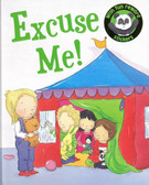 Excuse Me!: Book of Manners (Hardcover)