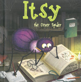 Itsy the Clever Spider (Padded Board Book)