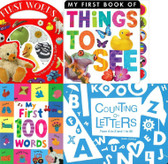 Early Learning Set of 4 (Board Book)