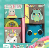 Little Friends: Boxed  Set of 4
