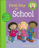First Day of School: First Experiences Series (Hardcover)