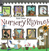 Nursery Rhymes:  Kate Toms (Big Paperback)