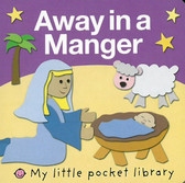 Away in a Manger: Priddy Book (Mini Board Book)