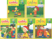 Caillou: Ecology Club Set of 5