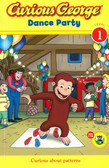 Dance Party: Curious George (Paperback)