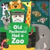 Old Macdonald Had A Zoo (Board Book)