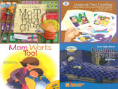 Living Skills Books For Kids: Set of 4